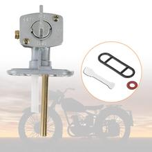 Motorcycle Gas Fuel Tank Switch Valve Petcock Tap Pump For Suzuki Quadsport LT80 LTZ400 Z400 LTZ250 LTF300F King Quad GSF600 ATV for motorcycle atv dirtbike 1pc fuel tank switch valve petcock faucet universal 2 stroke motorized bicycle 49cc 80cc mayitr