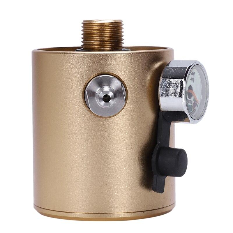 DIDEEP Mini bouteille d'oxygène de plongée réservoirs d'air équipement de plongée pour la plongée en apnée - 4