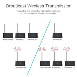 Image 5 - 433MHz Wireless Remote Control IR ultra strong Extender Repeater home TV Transmitter Receiver Blaster Emitter For DVD DVR IPTV