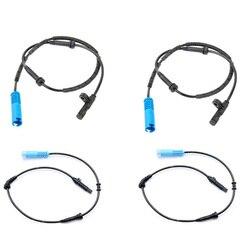 4X czujnik prędkości koła abs dla MINI one cooper S R50 R52 R53 (01-07) z przodu z tyłu lewego prawego