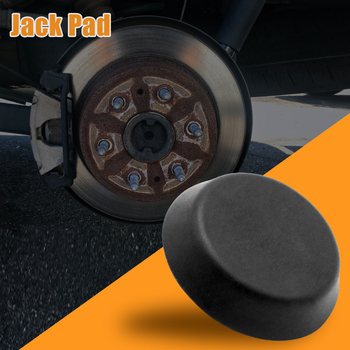 Point Support Pad Under Car Jack Outdoor Personal Car Parts Decoration for BMW 318 323 325 E36 3 Series M3 51711960752 image