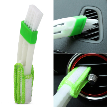 Car Care Cleaning Brush Auto Cleaning Accessories For Mercedes Benz W203 W210 W211 W204 A C E S CLS CLK CLA GLK ML SLK Smart image