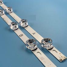 LED strip For LG 40 DRT4.0 REV0 7 A/B Type SVL400 6916L 0884A 6916L 0885A 40LF630V 40LX560H 40LH5300 40LH5700 40LF570V