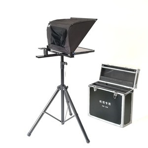 Image 4 - 20 אינץ מחשב נייד טלפרומפטר לחדשות לחיות ראיון דיבור לחשן גדול טלפרומפטר