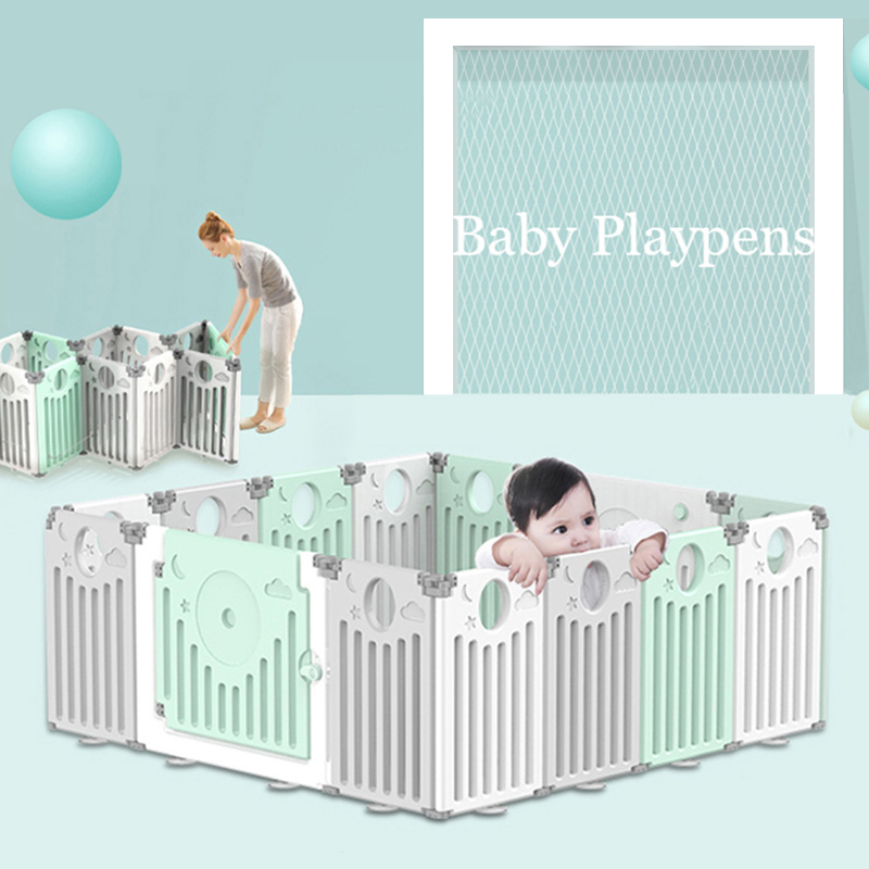 Baby Playpens Fencing For Children Activity Gear Environmental Protection Barrier Game  Kids Safety Fence Educational Play Yard