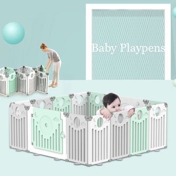 Baby Playpens Fencing for Children Activity Gear Environmental Protection Barrier Game  Kids Safety Fence Educational Play Yard kids play fence indoor baby playpens outdoor children activity gear environmental protection ep safety play yard