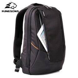 Kingsons-sac à dos bonbon pour hommes, sac à dos quotidien sac à dos pour ordinateur portable, sacs d'école pour femmes de 14 pouces