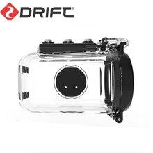 Original Drift Action Sport Kamera 60M Wasserdicht Gehäuse Fall für Geist 4K und Ghost X