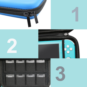 Image 3 - New For Nintend Switch Lite Bag Storage For Switch mini Protector Case For nintend switch mini accessories