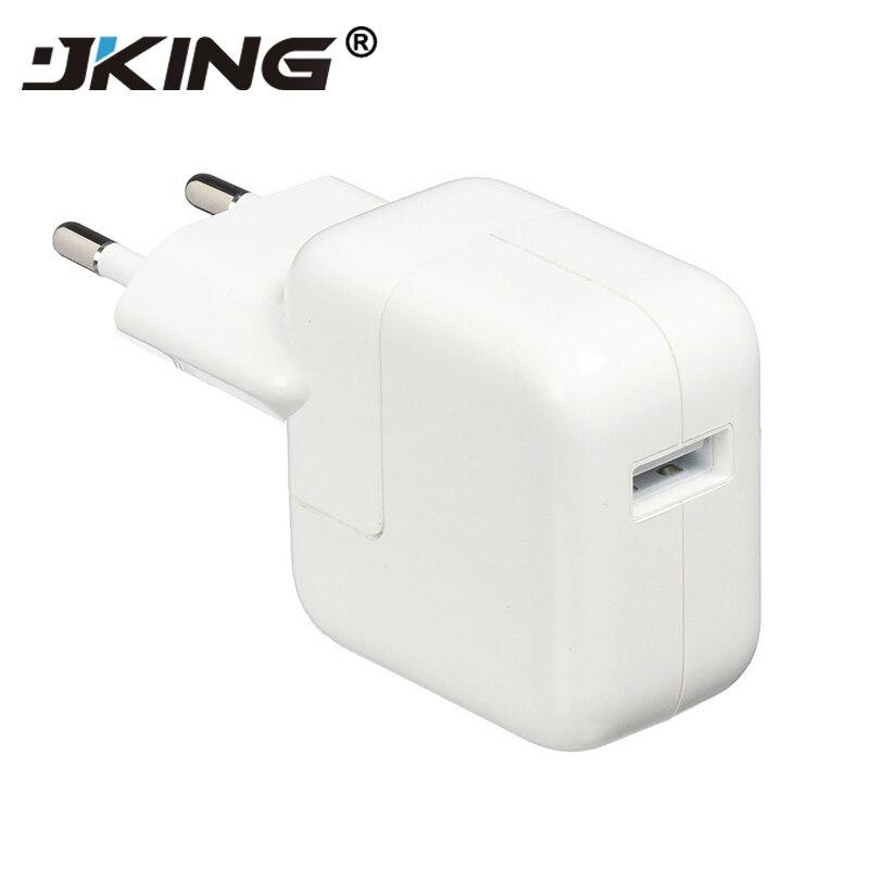2.4A Быстрая зарядка 12 Вт USB адаптер питания зарядное устройство для поездок и домашних условий для iPhone X 8 Plus 7 6S 5s iPad Mini Air samsung для Евро ЕС