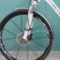 26 zoll 27 5 Zoll Mountainbike Verlängern Alle Inclusive Metall Splasher Kotflügel Zement Fliesen Reiten Ausrüstung auf