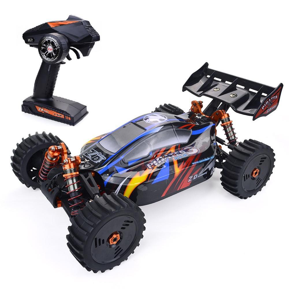 ZD Racing Pirates3 1:8 масштаб 4WD бесщеточный электрический багги пульт дистанционного управления автомобиль RC гоночный автомобиль игрушки высокое