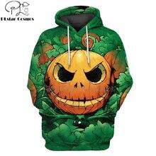 PLstar Cosmos jack skellington Jack Sally 3d hoodies/shirt/Sweatshirt Winter Nightmare Before Christmas Halloween streetwear-21 недорого