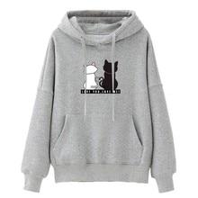 Women Hoodies Casual Sweatshirt With poc