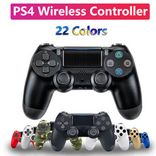 Bluetooth Wireless gamepad For Sony PS4 Controller Fit mando For Playstation Dualshock 4 Console Dual shock Joystick For PS3
