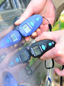 Car-Paint-Tester Thickness-Gauge Automobile Digital EM2271 Mini All-Sun-All-Sun