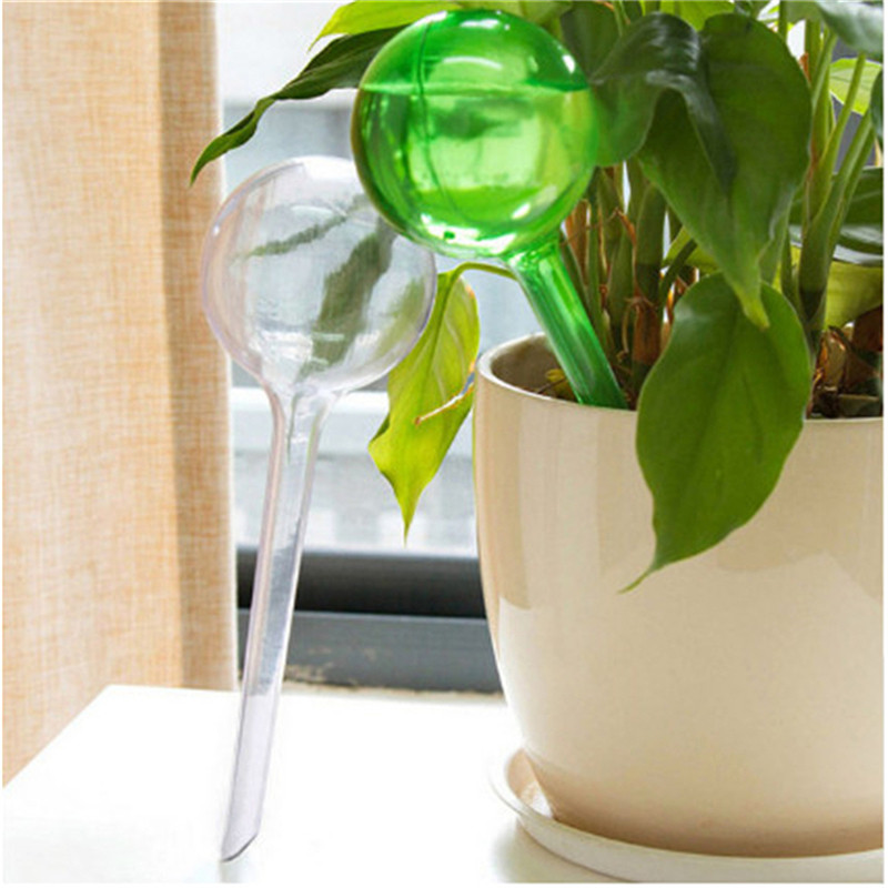 Water Houseplant Plant Pot Bulb Automatic Self Watering Device Gardening Tools And Equipment Plant Watering image