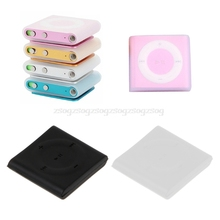 Прозрачный чехол MP3 для iPod 4 6 7 мягкий силиконовый защитный чехол O16 Прямая поставка
