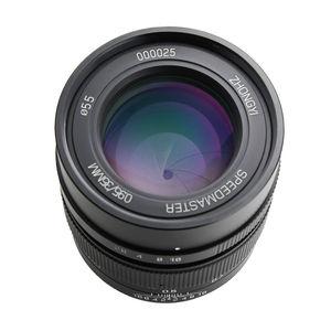 Image 3 - Mitakon Zhongyi Speedmaster 35Mm F/0.95 Mark Ii Lens Voor Fujifilm Xf X Pro2 T2 T3/ Canon EF M Eos M M6/ Sony E A6300/Mft M4/3