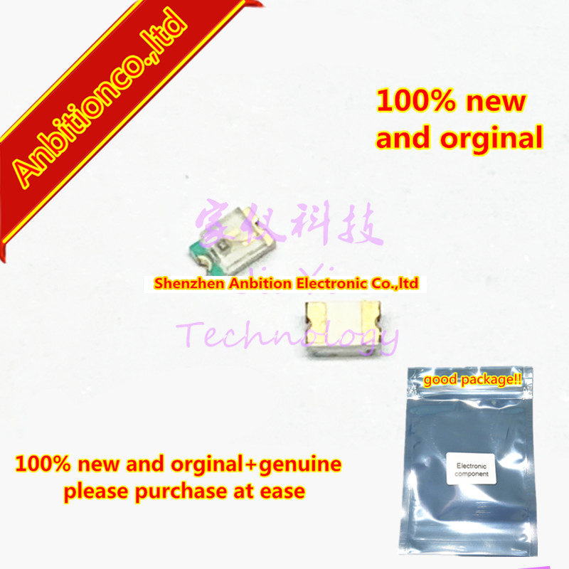 10pcs  100% New And Orginal IE-2012HP-G SMD IR LED Subminiature GaAlAs Emission ± 70 ° SMD In Stock