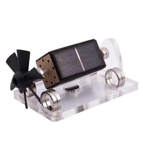 novo modelo de levitacao netic solar levitando mendocino motor modelo educacional