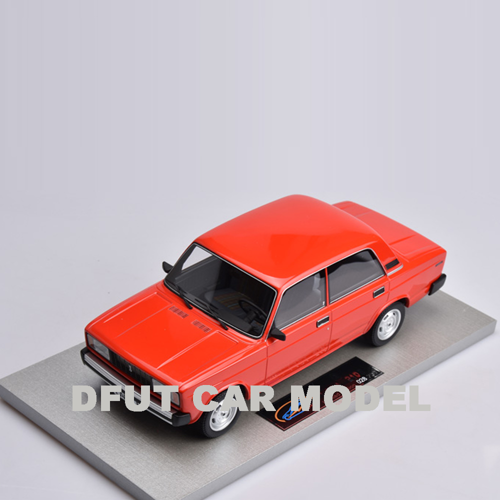 Scale 1:18 Alloy Russia Murat Lada Car Model Of Children's Toy Cars Original Authorized Authentic Kids Toys For Collection