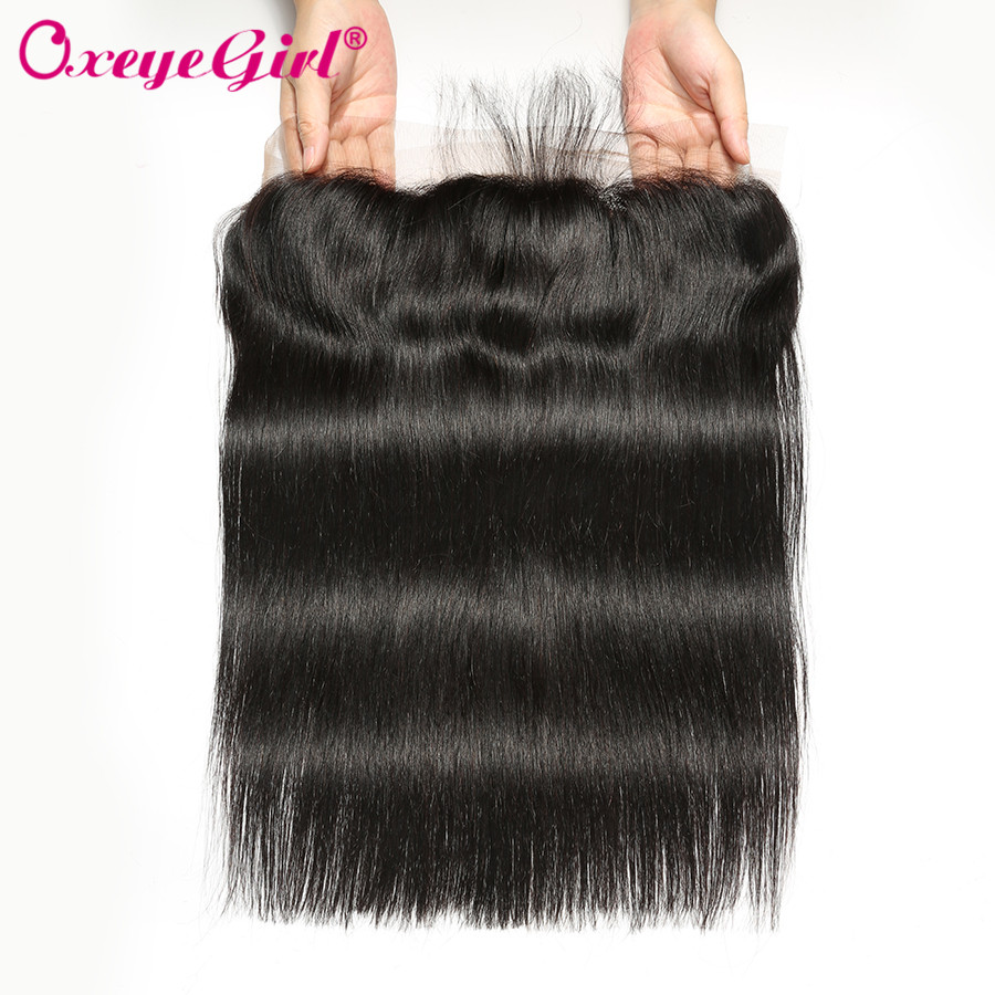 H7a7db9a665ad4ebc8d547ae0d1166f771 Straight Hair Bundles With Frontal Peruvian Hair Lace Frontal With Bundles 3 Human Hair Bundles With Closure Oxeye girl Non Remy