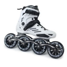 Speed Inline Roller Skates Professional Half Boots Skating Shoes 4*110/100mm Wheels  Size 35 to 46 Free Skating Rollerblade SH62