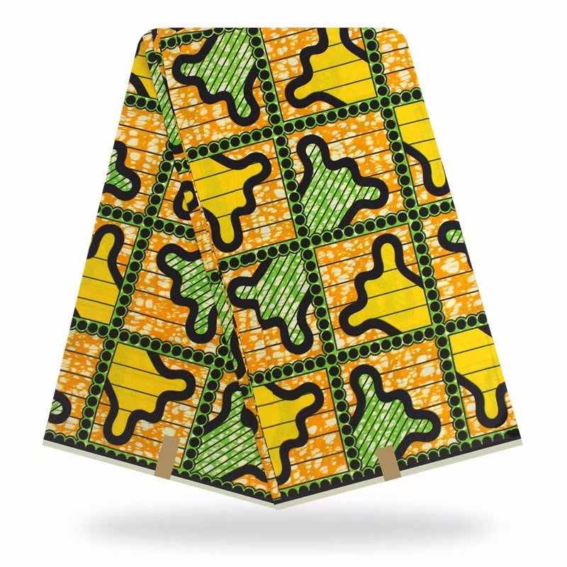 African Fashion SuperWax Prints Wholesale Ankara Fabric African Real Wax Print Wax Fabric Real 2020 New Wax Fabric