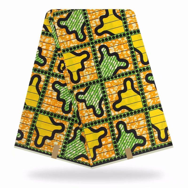 African Fashion SuperWax Prints Wholesale Ankara Fabric African Real Wax Print Wax Fabric Real 2020 New Wax Fabric
