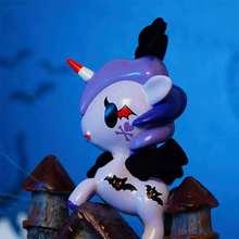 Оригинальные игрушки tokidoki Единорог Хэллоуин реальные сумка