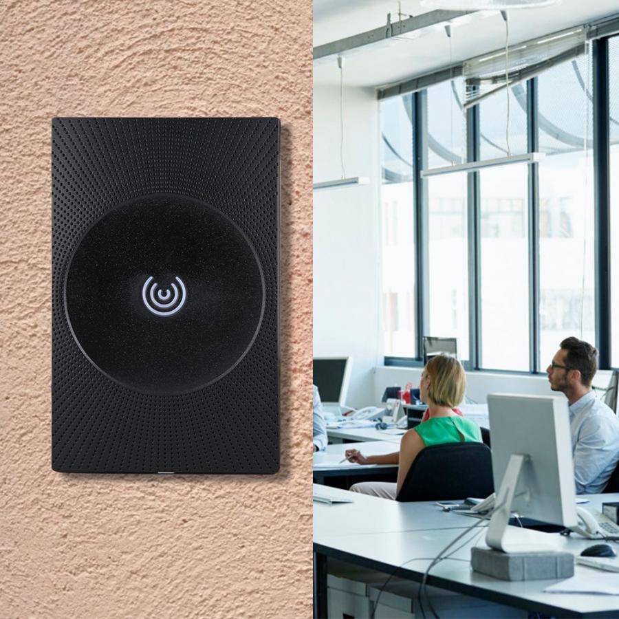 13,56 МГц считыватель карт контроля доступа двери Wiegand 26 микрозазор IC для контроля доступа IP65 водонепроницаемый