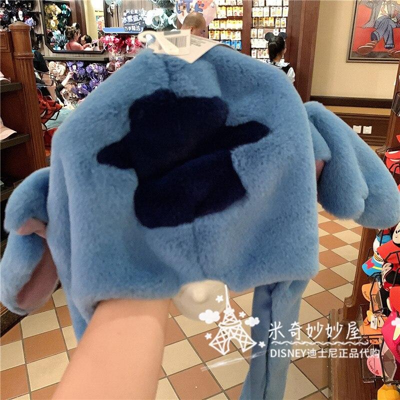 Купить оригинальная шапка с героями диснея из шанхая покупка милая