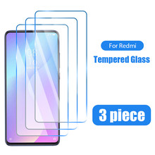 3 pçs vidro do telefone para redmi nota 9 8 pro 8t 9s 7 protetor de tela para xiaomi redmi 9 9a 9c 4x 3s 4a 4 s2 ir 9t 7a 8a vidro