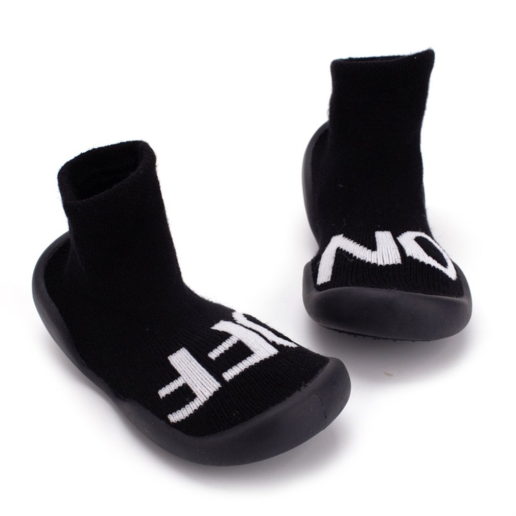 Autumn Winter Children Floor Shoes Soft Anti-slip Toddler Baby Shoes Fashion Casual Warm Shoes For 1-3 Years Baby