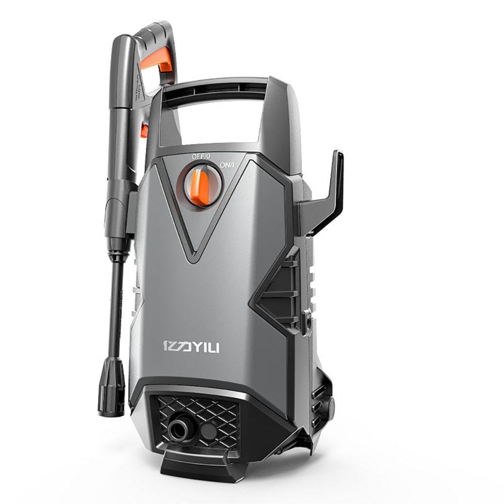 limpador de alta pressao portatil de 1400w maquina de lavar limpeza casa jardim carro limpeza