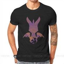 Ist Zurück Ätherisches Spyro die Drachen Spiel T-shirt Top Baumwolle Große Größe Crewneck männer Tops Harajuku Männer T shirt
