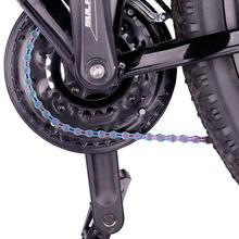 Deemount 11 скоростная цепь 116 звеньев s велосипедная Улучшенная