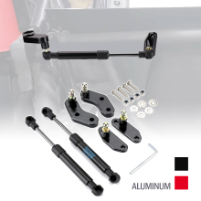 1/2 Pair KEMIMOTO UTV accessories Aluminum Anodized Door Opener Sets for Can-Am CanAm Can am Maverick X3 2/4 doors 4x4 17-20