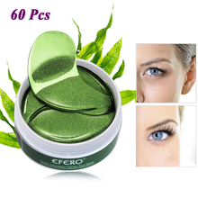 60Pcs Hyaluronic Acid Repair Eye Patches Remove Dark Circles Moisturizing Eye Mask Crystal Collagen Gel Mask Eye Skin Care
