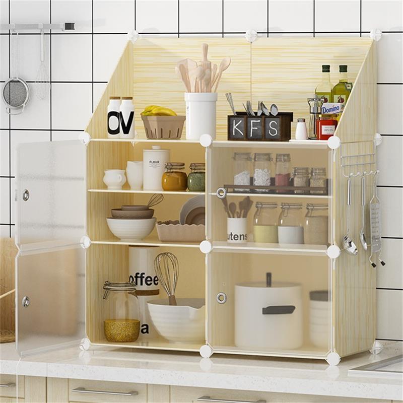 US $31.78 33% OFF|Herramientas Outils Bricolage Garage Mesa Auxiliar Cocina  Dining Room Mueble Sideboard Buffet Meuble Aparador Kitchen Cabinet on ...