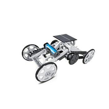 4WD upgraded assembly diy stem climbing solar toys car for kids  MJ223586 1
