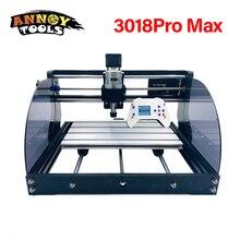 CNC 3018pro Max 500MW 2500MW 5500MW 15W laser Engraver Router Machine GRBL1.1 ER11 DIY 15000mW Laser Engraving
