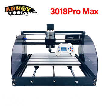 CNC3018pro Max 500MW 2500MW 5500MW 15W laser Engraver CNC Router Machine GRBL1.1 ER11 DIY 15000mW Laser Engraving Machine 15w engraving machine cnc3018 pro er11 with 500mw 2500mw 5500mw head wood router pcb milling machine wood carving machine diy