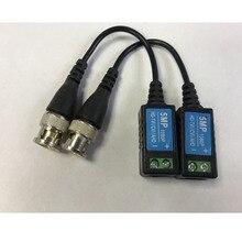 1080P CCTV видео балун HD AHD/HDCVI/HDTVI BNC в UTP Cat5/5e/6 видео Пассивный передатчик