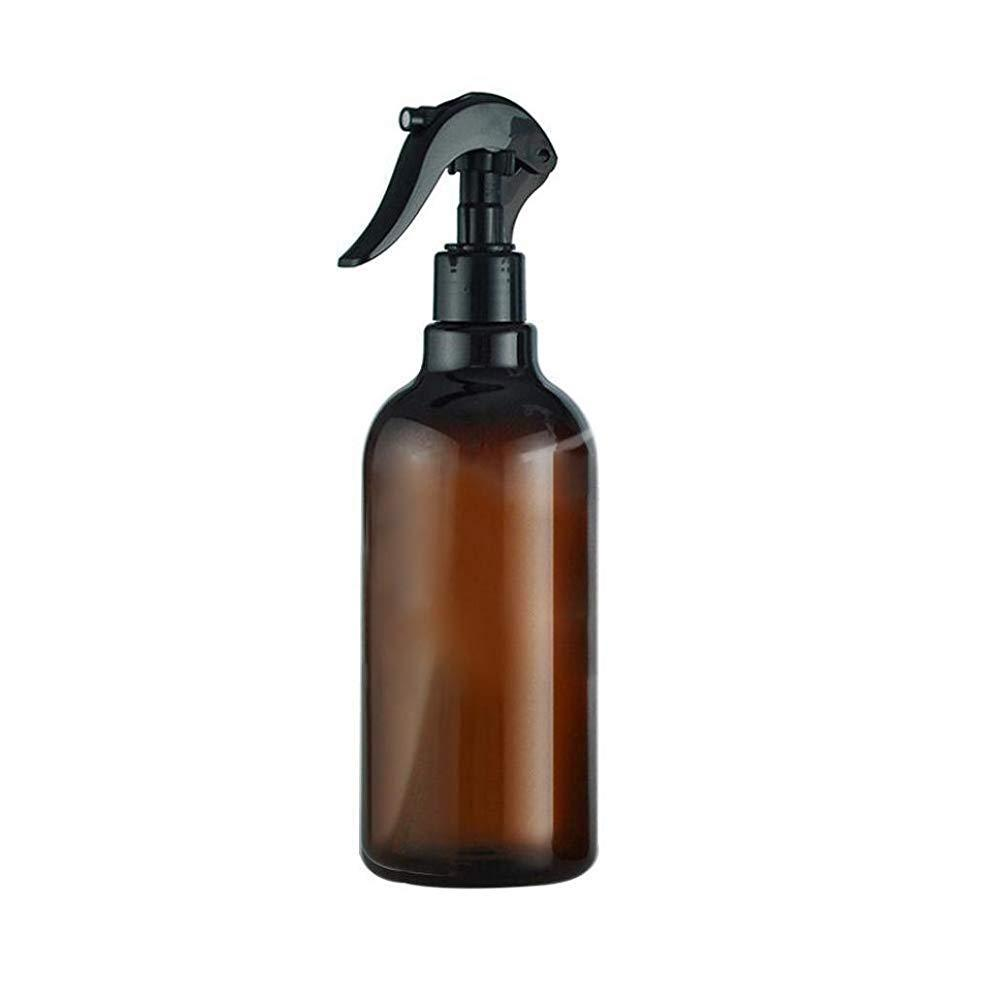 500ml Plastic Spray Bottle Trigger Sprayer Essential Oil  Container