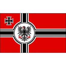 90x150 CM German Empire DK Reich From 1903 To 1918 Iron Cross First World War Germany Army Flag