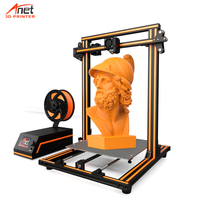 2019 Anet E12 E16 Eagle Serial 3D Printer with 300*300*400mm Large Printing Size Impressora 3D Printer New Arrial