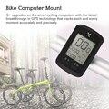 Велосипедный компьютер G + беспроводной gps Спидометр Водонепроницаемый дорожный велосипед MTB велосипеды подсветка Bt ANT + с каденцией велосип...