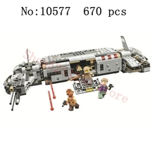 DIY Star Wars Series Battle Accelerator Blocks Brick Set Compatible with legoinglys Star Wars Model Children's Toys Gifts